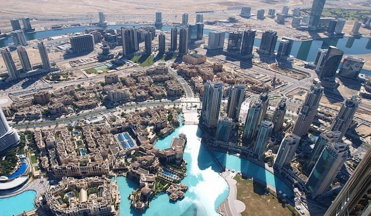 United Arab Emirates Cities