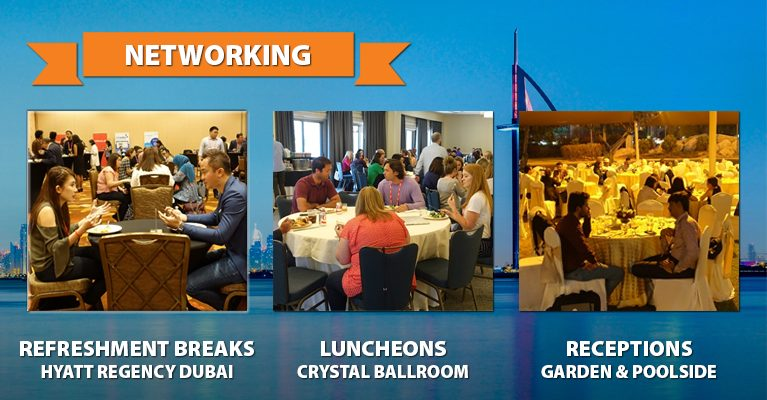 DigiMarCon Middle East Networking