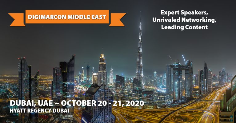 DigiMarCon Middle East 2020