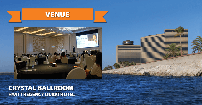 DigiMarCon Middle East Venue